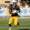 Wyoming running back Brian Hill will be looking to add to his already impressive resume and lead the Cowboy offense this coming season. (Photo: Troy Babbitt-USA TODAY Sports)