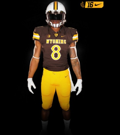 Wyoming Football Unveils New Uniforms For 2016 | WyoNation