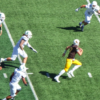 Wyoming quarterback Josh Allen will be counted on heavily this season to lead the Cowboy offense. Allen is returning from a season ending shoulder injury last season. (Photo via County10.com)