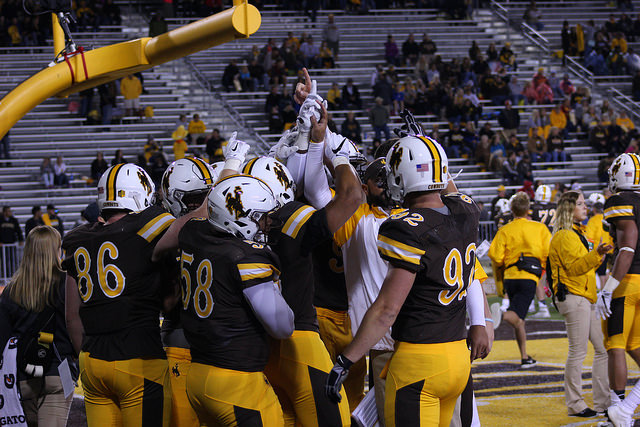A Betting Man's Game: Your Wyoming Cowboys Week 4