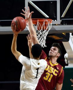 Wyoming gave ranked and undefeated USC all they could handle in Las Vegas.
